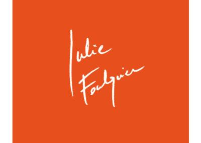 Julie Foulquier – Graphiste / Designer